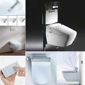 Toilette WC Japonais