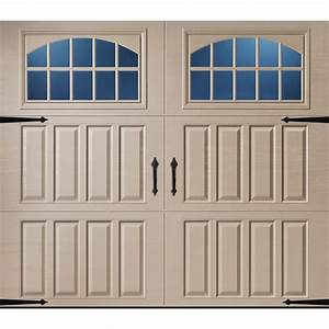 shop pella carriage house series 9 ft x 7 ft insulated With 9 x 7 insulated garage door prices