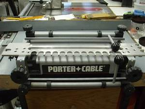 Porter Cable Dovetail Jig