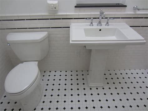 Subway Tiles In Bathroom by Vintage Subway Tile Bathroom Remodel In San Diego Tr