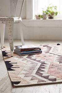 tapis nordique idees interieur accueil design et mobilier With tapis motif scandinave