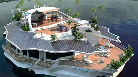 Tropical Island Paradise By Yacht Island Designs, Full ᴴᴰ