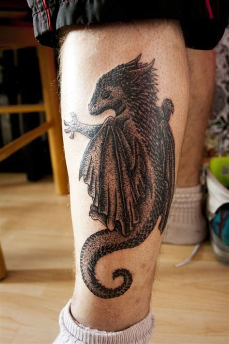 amazing dragon tattoos   check  mens craze