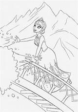 Frozen Preschool Worksheets Coloring Sheets sketch template