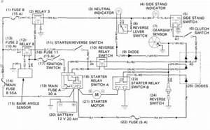 Gl1100 Starter Schematic : my 1988 goldwing gl 1500 wont start gl1500 information ~ A.2002-acura-tl-radio.info Haus und Dekorationen