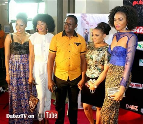 nollywood by mindspace photos from the lagos premiere of