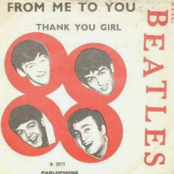 To Me Testo by From Me To You Traduzione The Beatles Mtv Testi E