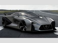 Nissan Concept 2020 Vision Gran Turismo 2014 Wallpapers