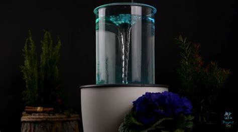 easy  cheap diy vortex fountain