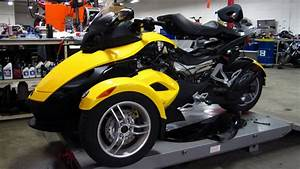 Can-am Spyder Roadster Gs Se5 By Brp