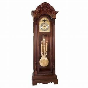 Ridgeway Traditional Belmont Grandfather Clock - 2509