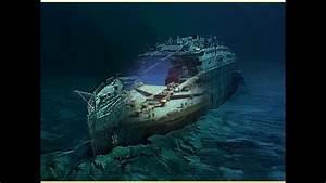The Rms Titanic Wreckage Sank On 15 April 1912