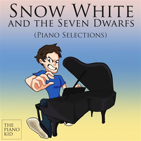 Snow White And The Seven Dwarfs Arranged For Piano