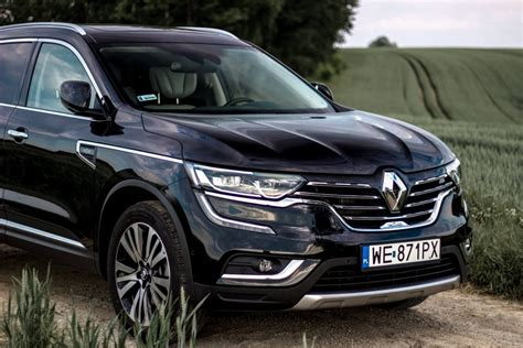 The renault koleos is a compact crossover suv which was first presented as a concept car at the geneva motor show in 2000, and then again in 2006 at the paris motor show, by the french manufacturer renault. Renault Koleos Initiale Paris - pierwsze wrażenia ...