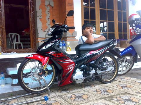 Modifikasi Mx 2007 by Modifikasi Motor Jupiter Mx 2007 Motorcyclepict Co