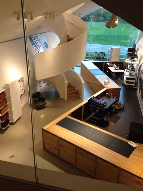 Vitra Museum Shop by Vitra Design Museum Liz Farrelly Visits