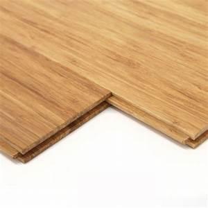 le parquet bambou naturel vertical horizontal ou With parquet en bambou massif