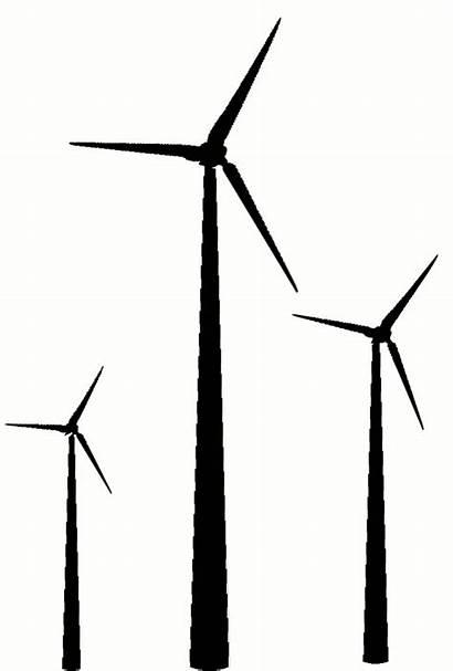 Clipart Transparent Windmills Wind Turbine Gifs Turbines