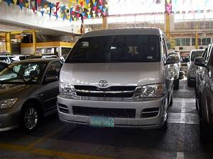 Cars For Sale In The Philippines  2009 Toyota Hiace Gl