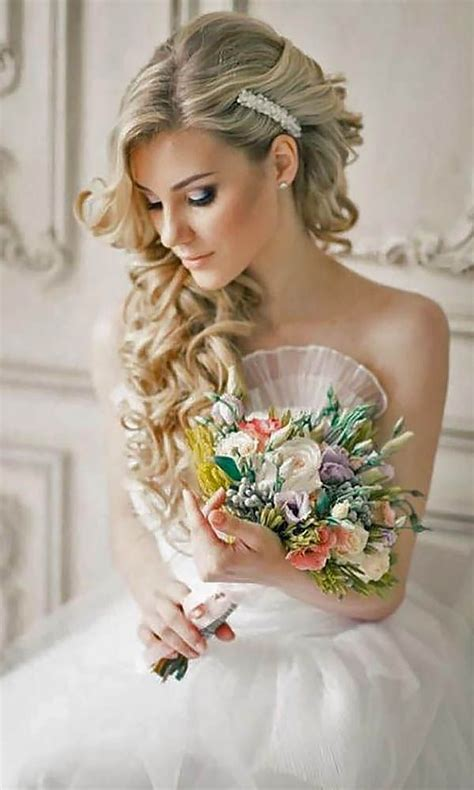 42 wedding hairstyles romantic bridal updos wedding