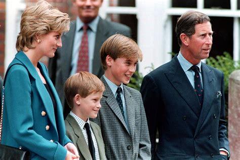Prince William Explains How Princess Diana Was At His