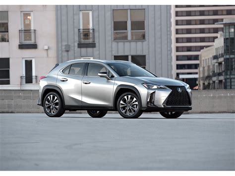 lexus ux review gearopen