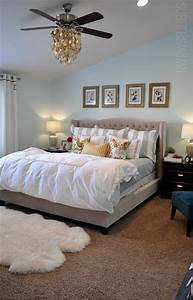 Bedroom, Makeover, So, 16, Easy, Ideas, To, Change, The, Look