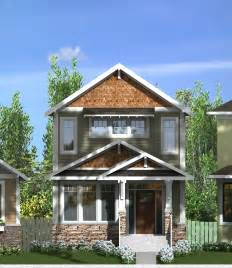 narrow lot house plans 2 storey narrow lot home plans