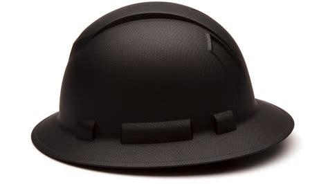 Pyramex Safety Hp54116 Ridgeline Full Brim Hard Hat (white