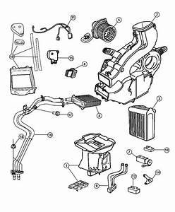 2010 Dodge Ram 4500 Hose  Heater  Control  Zone  Temp