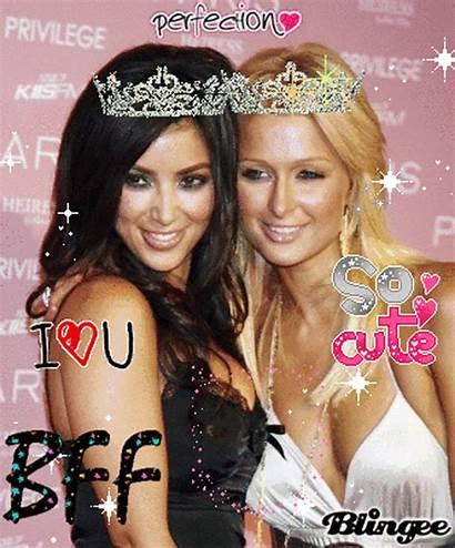 Kardashian Kim Hilton Paris Eww Bff Gifs