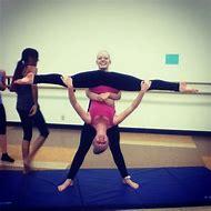 One Person Yoga Challenge Poses Abc News