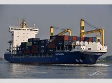 HOHEWEG, Container Ship Details and current position