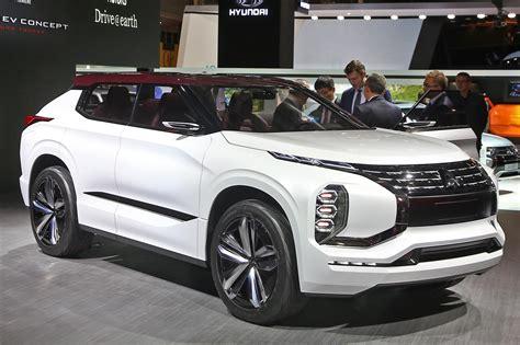 Triple Play Mitsubishi Gtphev Concept Revealed At Paris