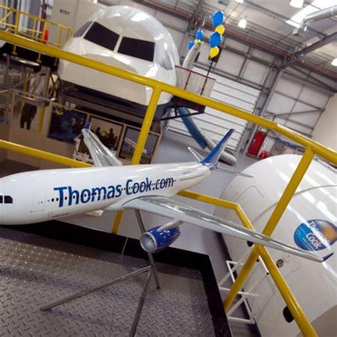 Thomas Cook Cabin Crew Training Facility | C+A