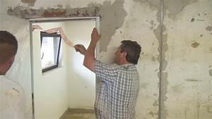 Tür Einbauen Maueröffnung : stahlzarge einbauen die d belmontage anleitung tipps ~ Lizthompson.info Haus und Dekorationen