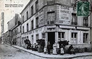 Photos et cartes postales anciennes de Viels Maisons, 02540