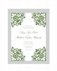 17 best images about irish wedding invitations on for Free printable irish wedding invitations