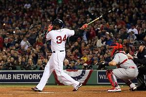 Red Sox legend David Ortiz had the ultimate World Series ...