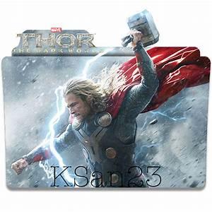 Thor 2 Icon by KSan23 on DeviantArt