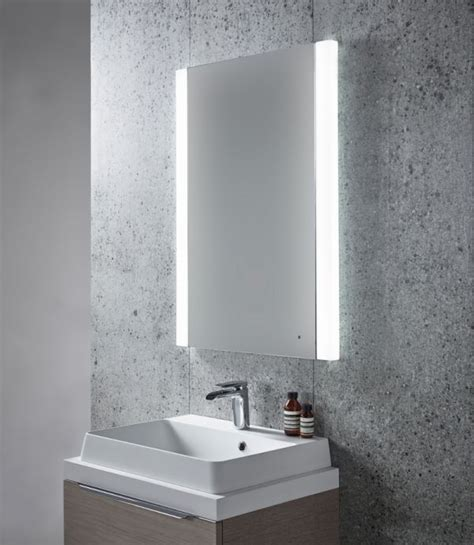 Heated Bathroom Mirrors With Lights by Pride Led Illuminated Bathroom Mirror With Heated Demister
