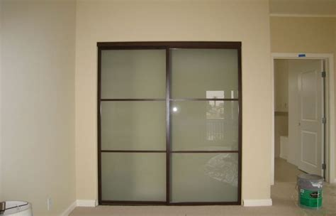 Wood Sliding Closet Doors Lowes by Wood Sliding Closet Doors For Bedrooms Images Bedroom
