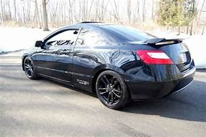 2008 Honda Civic Si Coupe  2 0 L Dohc V