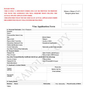 consulate general of india houston visa application form indian visa application form fill online printable