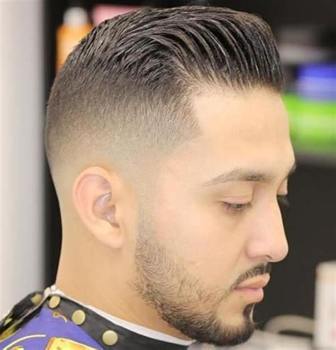 cool military haircuts  men