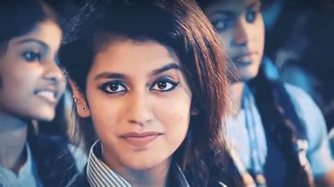 priya prakash varrier first film before priya prakash varrier these women became famous in