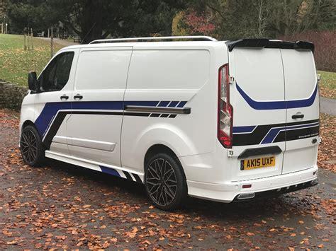 The ford transit custom, dciv & custom sport is the van designed for businesses. Ford Transit Custom | V2 Barn Door Spoiler | Facelift and ...