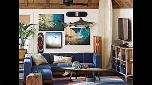 Surf decor ideas - YouTube