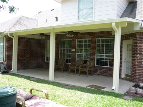 patio covers covered patios  houston lone star patio builders