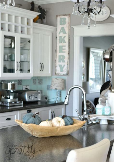 home decor blogs canadian home tours our fall home a pop of